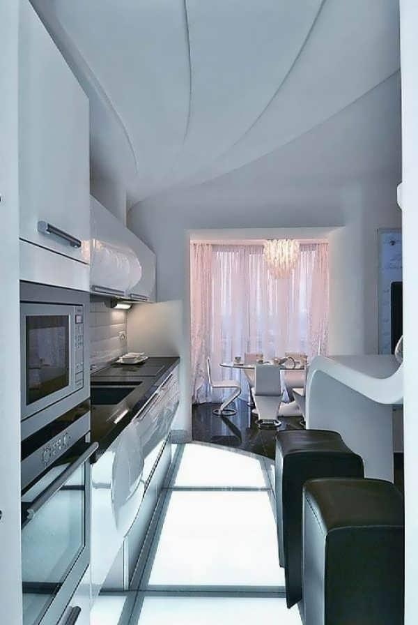 Интересные дизайны квартир