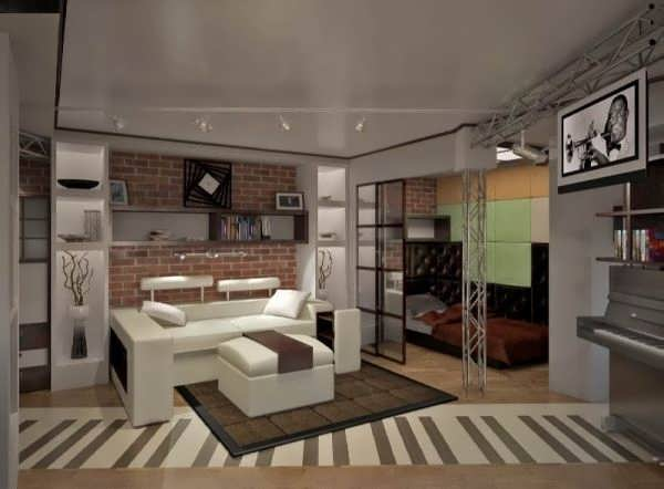 Дизайн квартиры 2х хрущевка дизайн