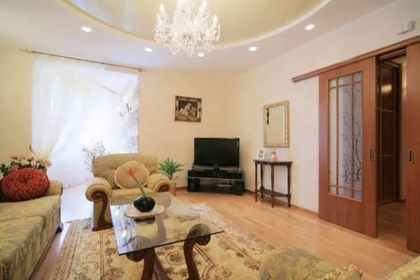 Дизайн 3-х комнатной квартиры 64 кв м