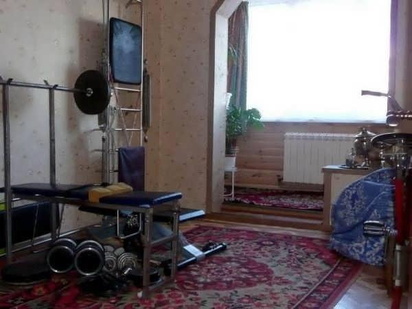 фото кухни в однокомнатной квартире